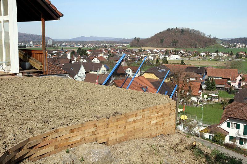 Stützmauer ### Real Zäune Ag ###